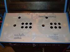 Killer Instinct Arcade Ki1 Ki2 1 & 2 Pre Drilled Nos Lexan Control Panel Cover