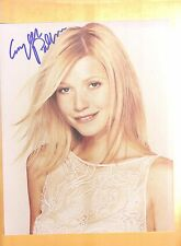 Gwyneth Paltrow-signed photo-17 a - JSA COA