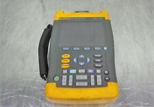 Fluke 199C Scopemeter Color 200 MHz 2.5GS/s