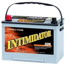 DEKA GENUINE NEW 9A34 Intimidator AGM Battery 890Amp Cranking Power (Group 34)