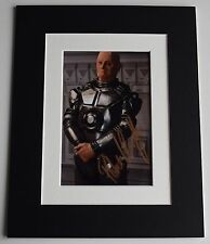 Robert Llewellyn Signed Autograph 10x8 photo display Red Dwarf TV AFTAL COA