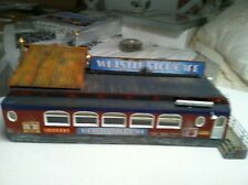 """HO SCALE """" WHISTLE STOP CAFE"""" BUILDING"""