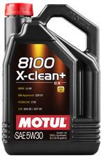 5W30 Motul Olio 8100 X-CLEAN+ C3 MOTUL Motore 5W30 5L  eu.