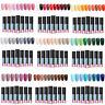 5ml Soak Off UV Gel Nail Polish Kit Gel Nails  Salon Nail Set LILYCUTE