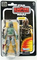 STAR WARS BLACK SERIES ESB 40TH ANNIVERSARY BOBA FETT 6 INCH ACTION FIGURE