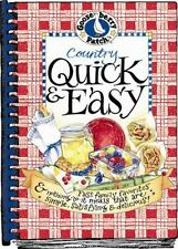 Vintage Gooseberry Patch Cookbook Country Quick & Easy