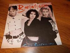 BANANARAMA - True Confessions - LP -Balkanton - Bulgarian release, BTA 12469