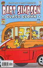 Simpsons Comics Presents Bart Simpson #15 VF; Bongo   save on shipping - details