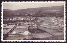 RIO MAIOR (Santarem) Marinhas de Sal = SALT RIVER. Old vtg REAL PHOTO postcard