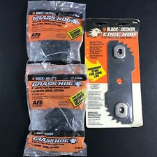 """Black & Decker 7 1/2"""" Heavy Duty """"EdgeHog"""" Edger Blade EB-007,2 Auto Feed Spools"""