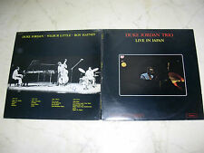 DUKE JORDAN TRIO Live In Japan *DOLP STEEPLECHASE