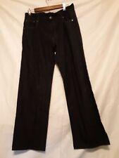 The Old Skool Men's Black Jeans Size 36x32