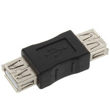 Adaptateur Connecteur Rallonge USB 2.0 Plug A Femelle vers Femelle Convertisseur