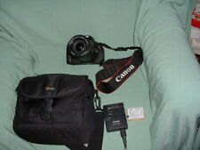 CANON EOS REBEL T3I/EOS 600D DIGITAL SLR CAMERA WITH CASE