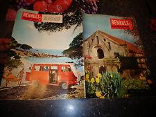 Renault Magazine N° 43 Avril 1951 / 4cv Dauphine Estafette Floride