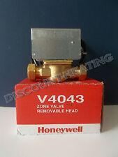 Honeywell Motorised  2 Port Zone Valve 22mm Part number V4043H1056