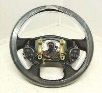 Peterbuilt New 18 inch Peterbilt Leather Wrapped Steering Wheel all