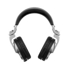 Pioneer HDJ-X10 Professional Over-Ear Closed Dynamic DJ Headphones Silver + Case