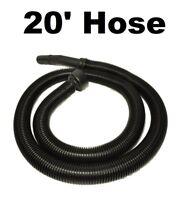Replacement Hose for Shop Vac / Craftsman / Ridgid Wet & Dry Vac 20 Foot Hose