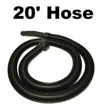 Replacement Hose for Shop Vac / Craftsman / Ridgid Wet & Dry Vac 20 Foot Hose