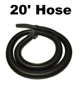 1-1/4-Inch x 20-Foot Friction Fit Vacuum Hose for WORKSHOP Wet Dry Vacs WS12520A