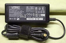 ACER LITE-ON 65W LAPTOP AC ADAPTER 19V - 3.42A - PA-1650-02