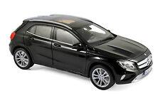 Modell Auto 1:18  Mercedes-Benz GLA 2014 schwarz  Norev 183450