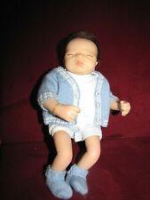 """Ashton Drake 10"""" Sleeping Baby Doll"""