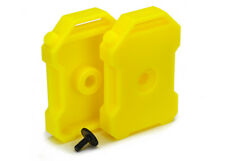 Trx8022a Fuel Canisters (yellow) (2) Traxxas