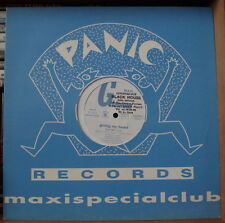 GLAMOUR GIVING MY HEART CLUB MIX ELECTRO HOUSE MAXI 45t FRENCH LP PANIC RECORDS