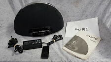 Pure Contour 200i Network / Airplay / iPhone dock speaker with remote, documenta