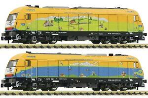 """Fleischmann N 781971 Diesellok BR 223 alex """"DCC Digital + Sound"""" - NEU + OVP"""