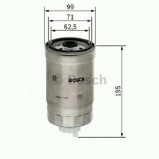 BOSCH CV FUEL FILTER N4402 (HGV) - 1457434402