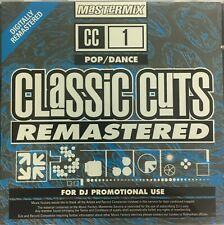 Mastermix Classic Cuts Remastered - Pop/Dance (CC1)
