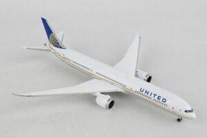 NEW 1:500 HERPA UNITED AIRLINES BOEING B 787-10 N14001 MODEL 533041