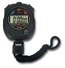 Waterproof Digital Lcd Stopwatch Chronograph Timer Counter Sports Alarm Counters
