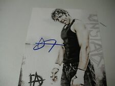 WWE Official Autograp[h 11 X !4 Glossy Of Dean Ambrose WWE Champion