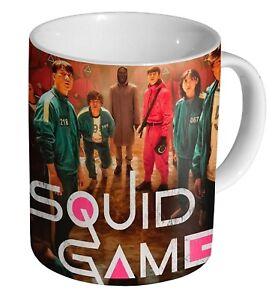 Squid Game TV - Coffee Mug / Tea Cup