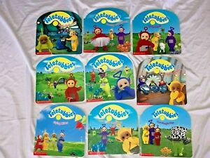 New Lot of 9 Teletubbies Paperback Books