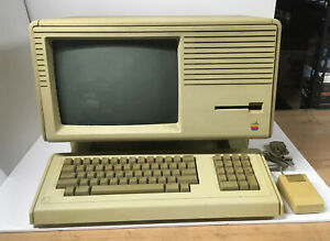 Apple Lisa 2/10 Computer with Keyboard and Mouse - Needs Repair