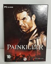 PAINKILLER Pc Cd Rom Pain Killer - Special Boxed Edition