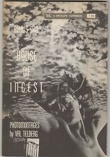 ANAIS NIN-1961-HOUSE OF INCEST (sftcvr) ORIG.1961 PRINTING, Alan Swallow, DENVER