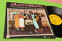 The Grandmothers LP Frank Zappa Orig 1980 EX