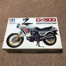 TAMIYA HONDA CX500 TURBO 1/12 Model Kit #11191