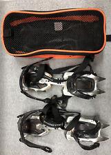 Black Diamond Contact Strap Crampon plus Crampon Bag. Great used condition.