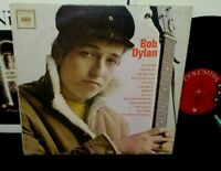 BOB DYLAN s/t DEBUT 1962 Mono 1st Press CL 1779 6-Eye Labels LP VERY RARE 1a/1b
