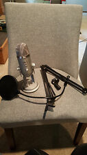 Blue Yeti Microphone Silver