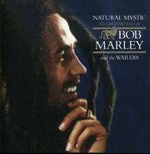 Natural Mystic - Bob & The Wailers Marley (2002, CD NUOVO)