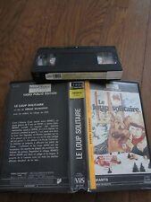 Le Loup Solitaire de Gluscevic Obrad, VHS VPE, Aventure, RARE!!!!