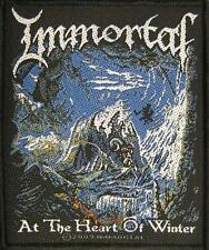 "Immortal écusson/patch # 8 ""at the Heart of hiver"""